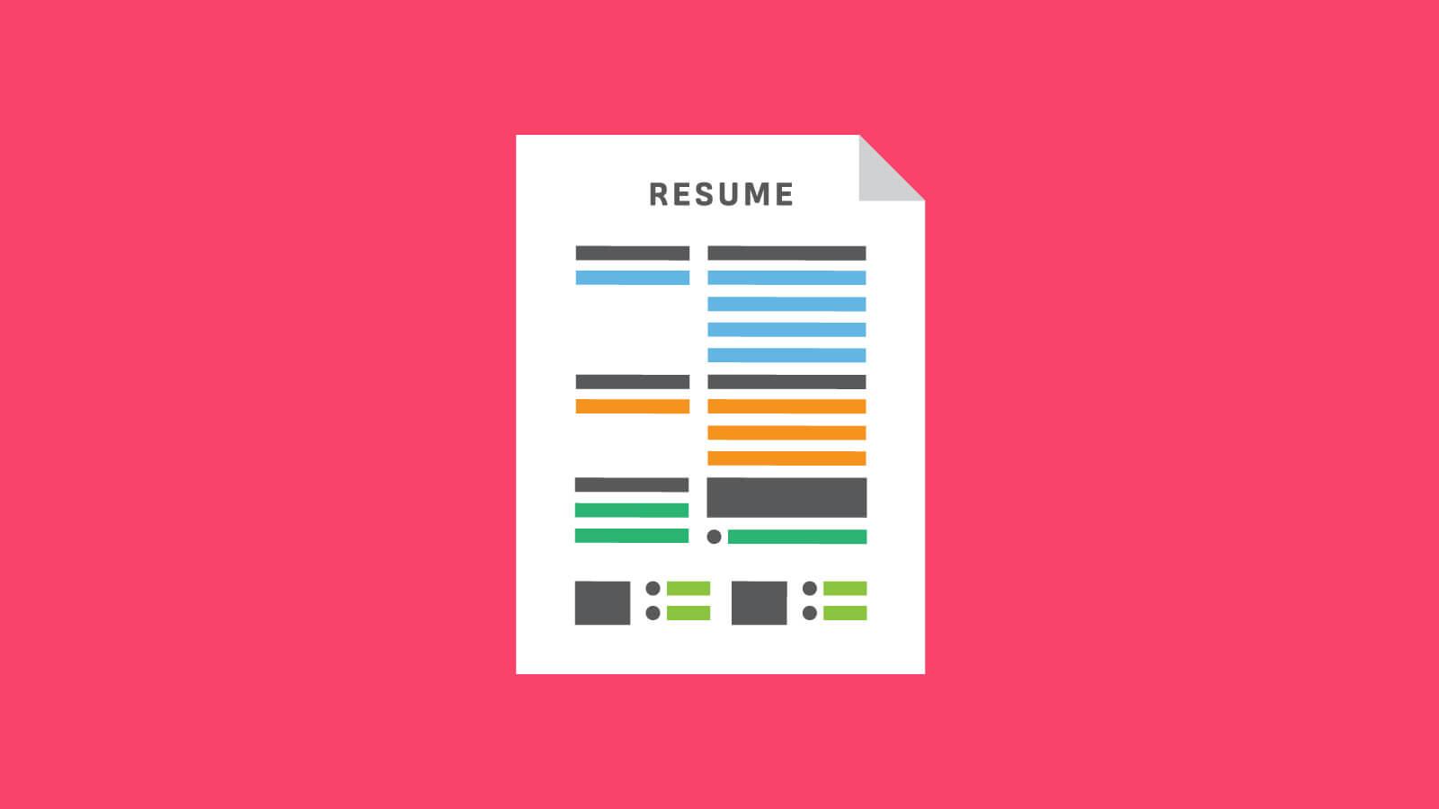 a great resume in 5 words topresume