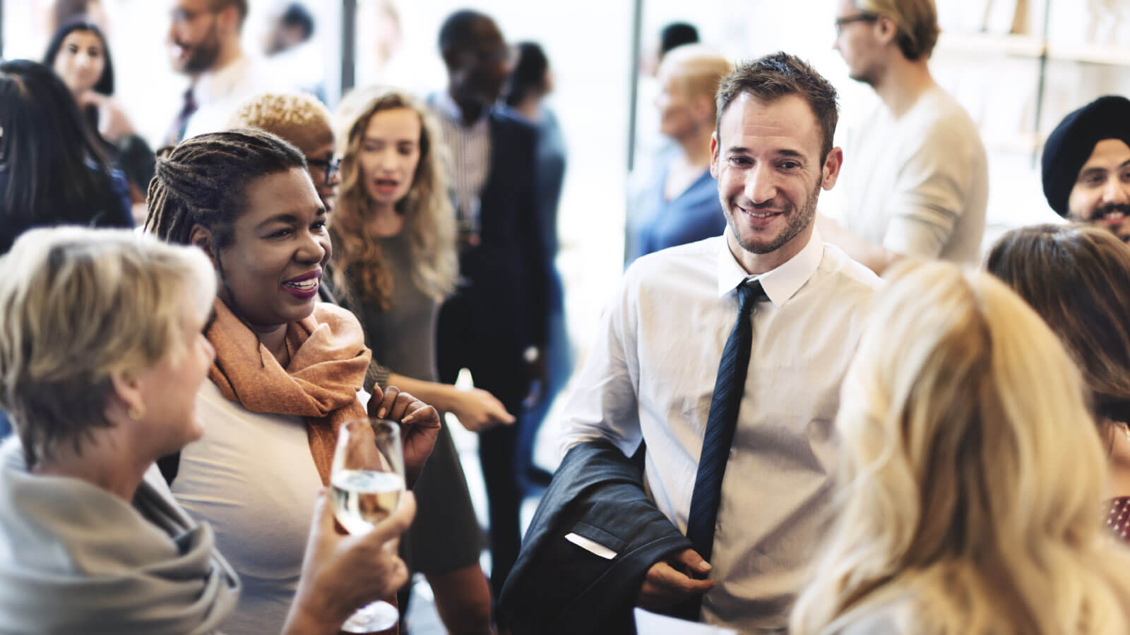 Networking Tips: How to Make the Most of Your Next Professional ...