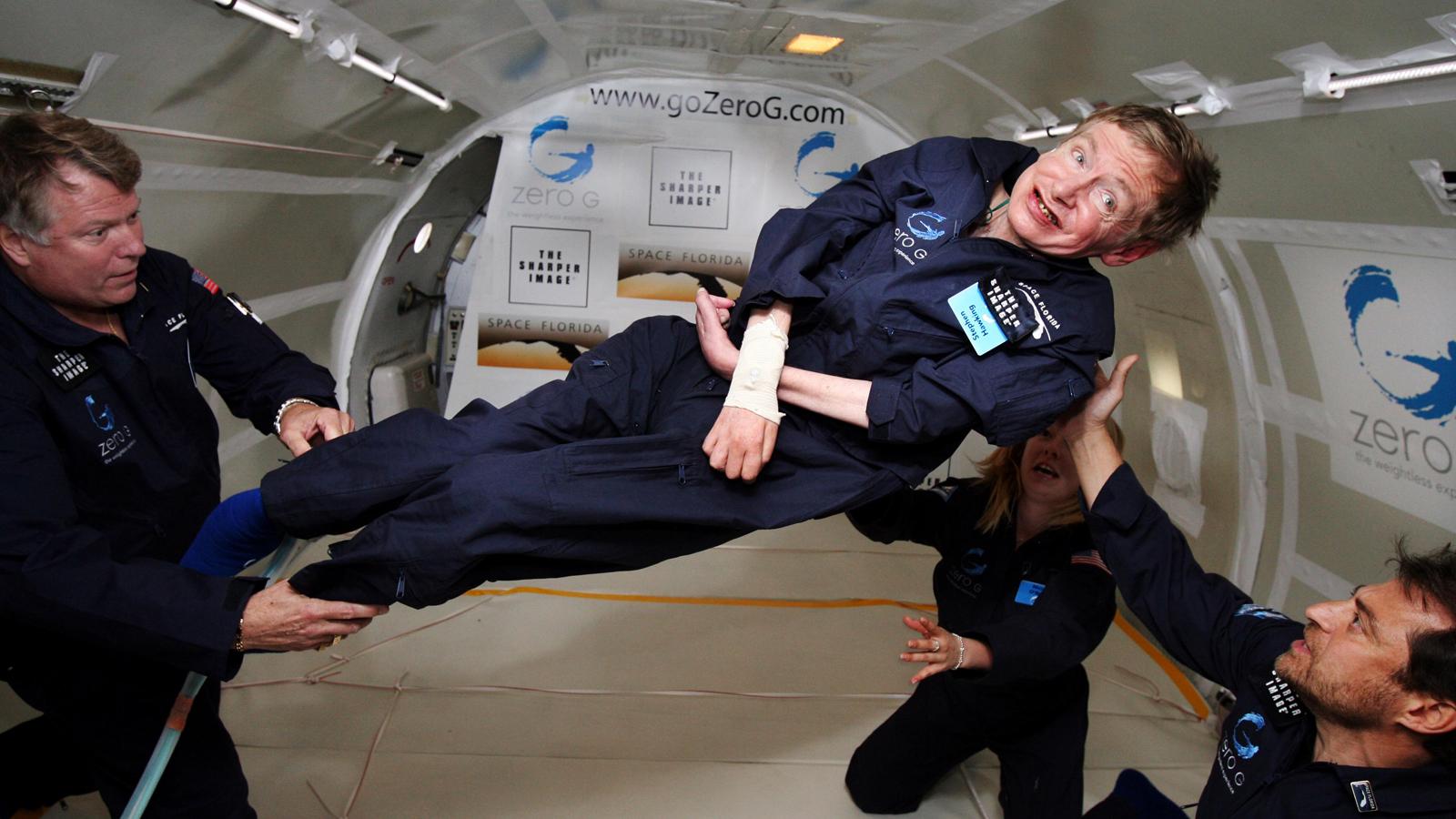 Celebrating Stephen Hawking S Life Works
