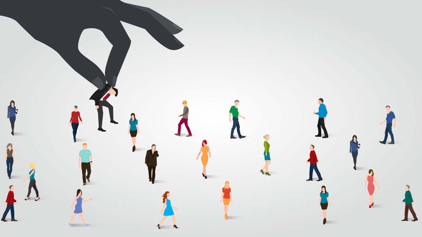 job title and linkedin profile